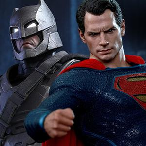 DC Comics Hot Toys Collectibles