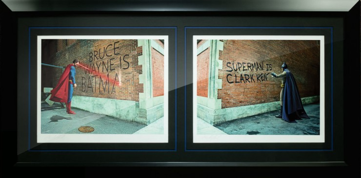 Graffiti War: Batman vs Superman by Daniel Picard – New Limited Edition Art Prints Coming Soon