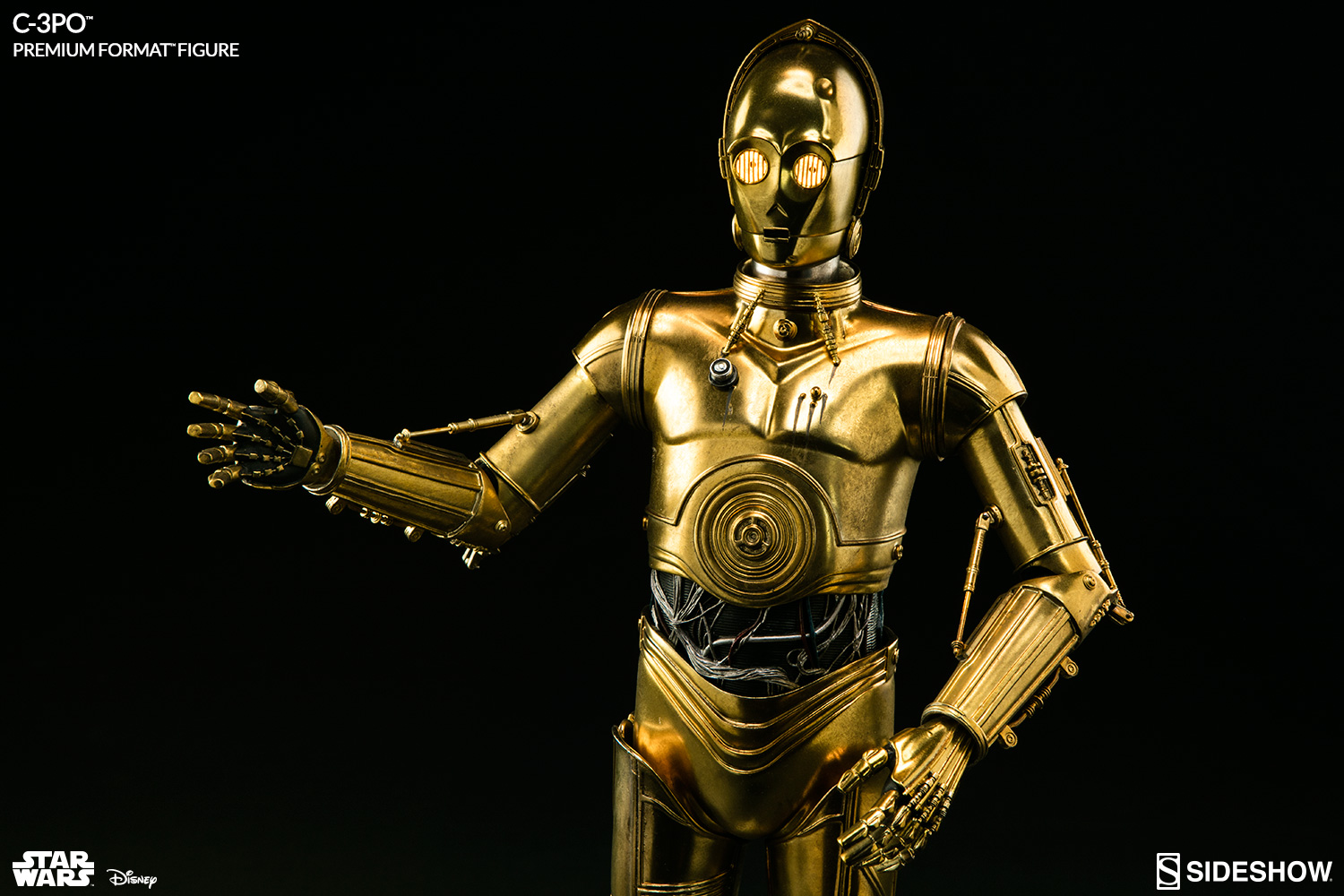 r2 d2 and c 3po premium format final production galleries sideshow collectibles. Black Bedroom Furniture Sets. Home Design Ideas