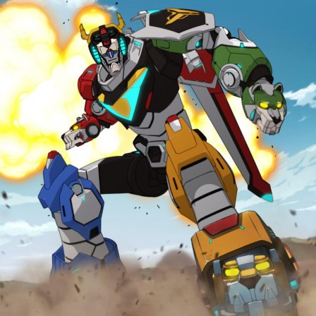 Voltron is reforming thanks to Netflix and Dreamworks TV