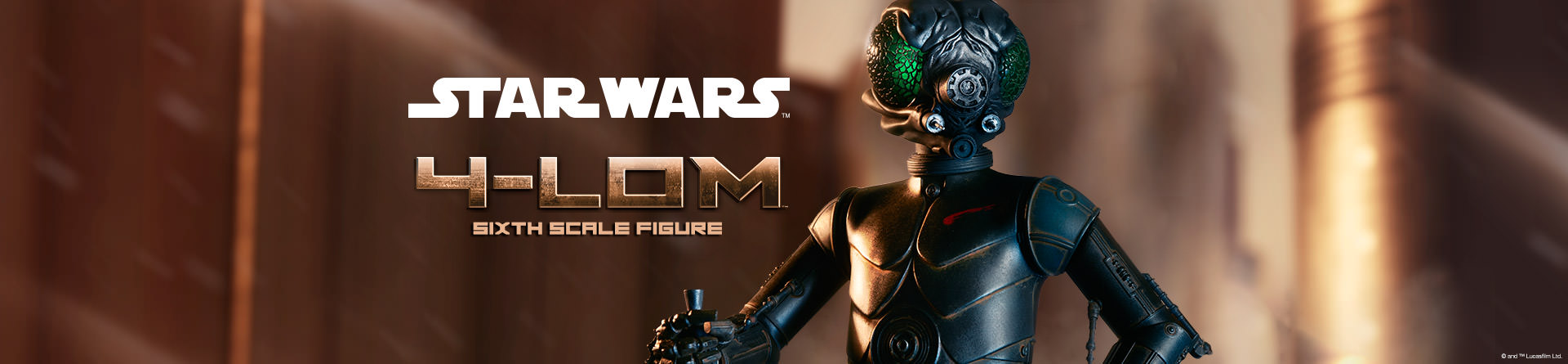 4-LOM Sixth Scale Figure