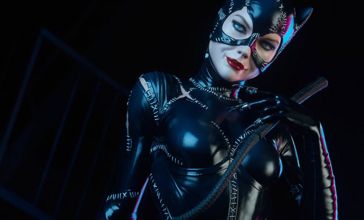I am Catwoman.  Hear me roar.