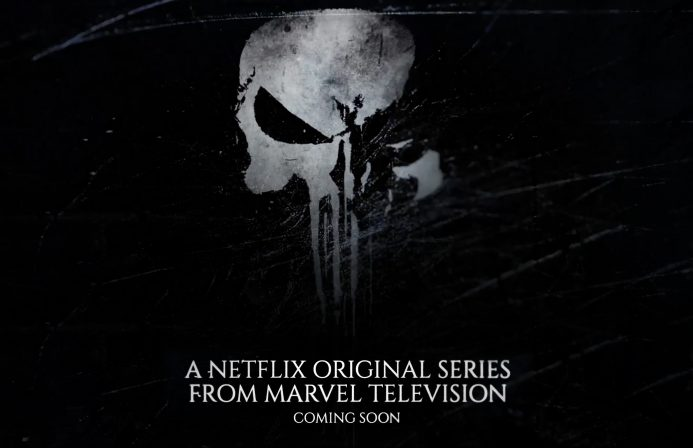 Marvel's The Punisher is coming to Netflix