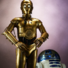 R2-D2 and C-3PO Legendary Scale Figures