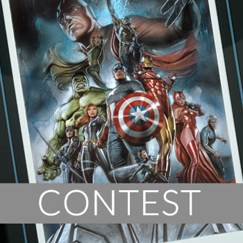The Avengers Print Giveaway