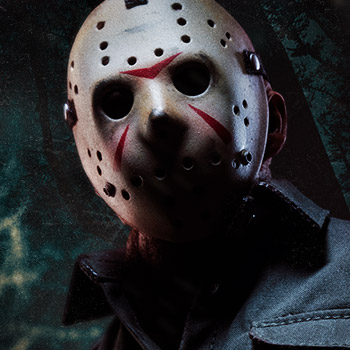 the thing about jason voorhees is sideshow collectibles