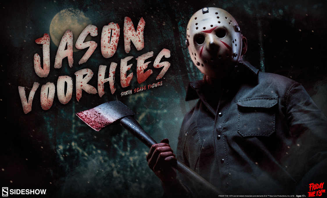 jason voorhees halloween costume ideas