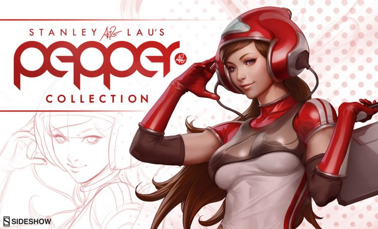 Pepper Collection by Stanley Lau
