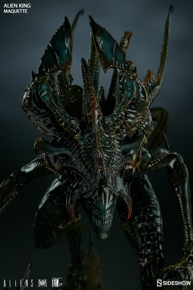 Hail to the Alien King | Sideshow - 87.8KB