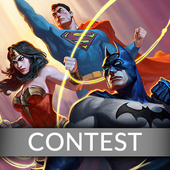 Justice League Trinity Print Giveaway