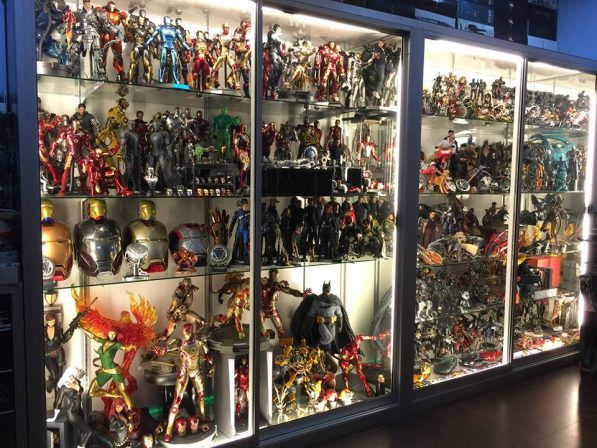 Sideshow Featured Collector: Jacky Ting