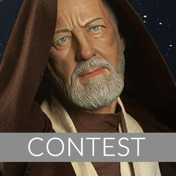 May the 4th Obi-Wan Kenobi Legendary Scale Figure Giveaway