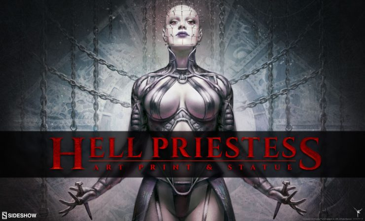 Hell Priestess Collectibles