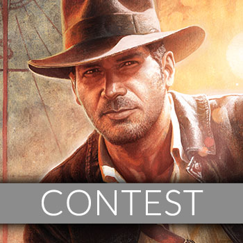 Indiana Jones and the Temple of Doom Art Print Giveaway