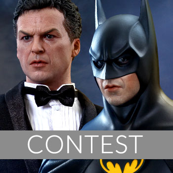 Batman Figure Set Giveaway