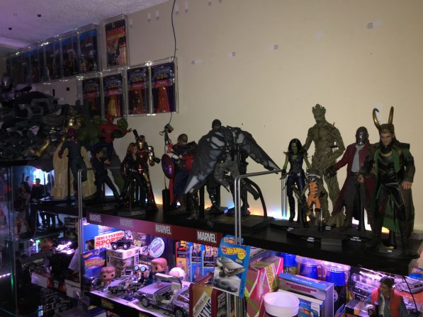 Sideshow Featured Collector: Jawad Dar