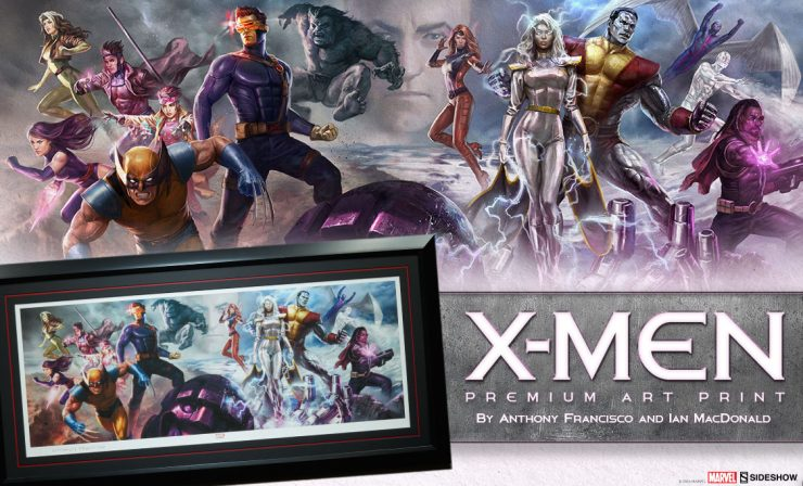 We've got the ultimate X-Men Art Prints for fans of the 90s X-Men