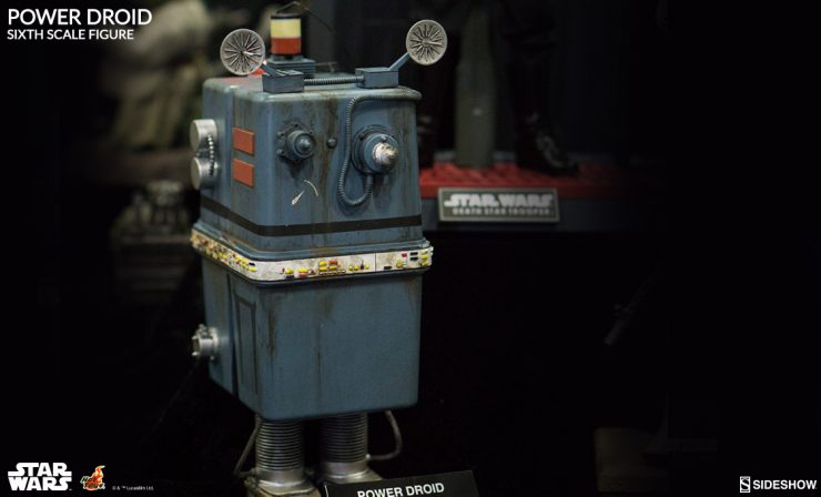 Power Droid Sixth Scale Figure