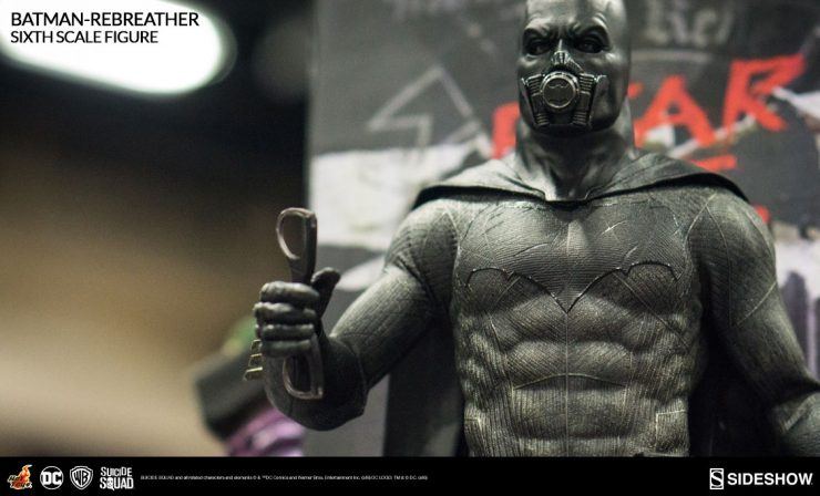 Batman Rebreather Version Sixth Scale Figure