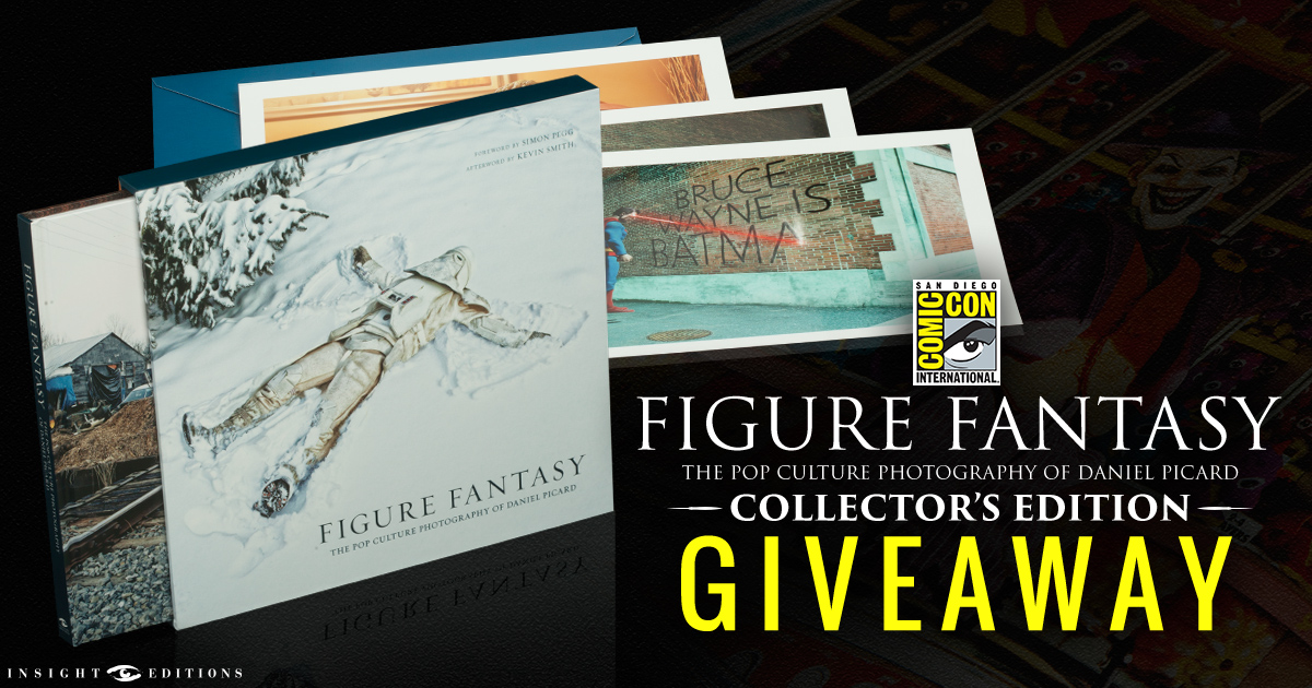 Figure Fantasy Book Giveaway