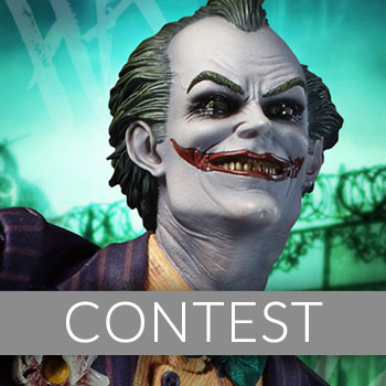 Sideshow August 2016 The Joker Giveaway