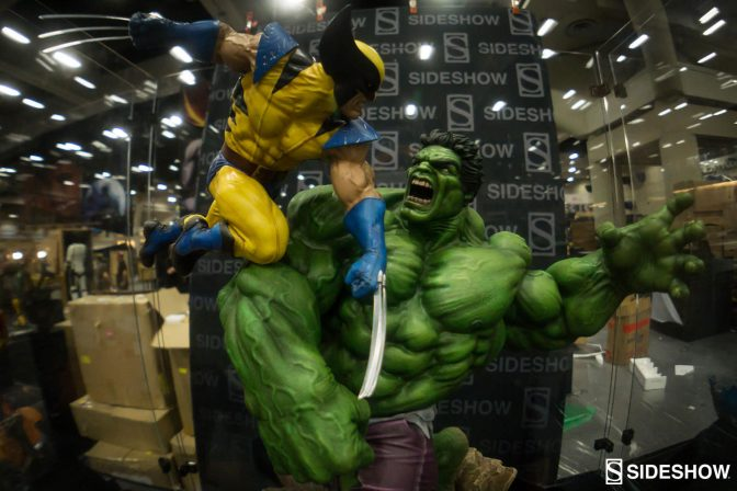 Marvel at Comic Con