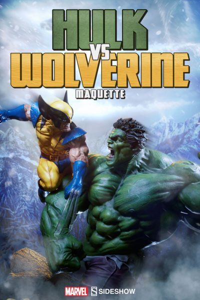 Hulk vs. Wolverine – A Meeting of the Mighty