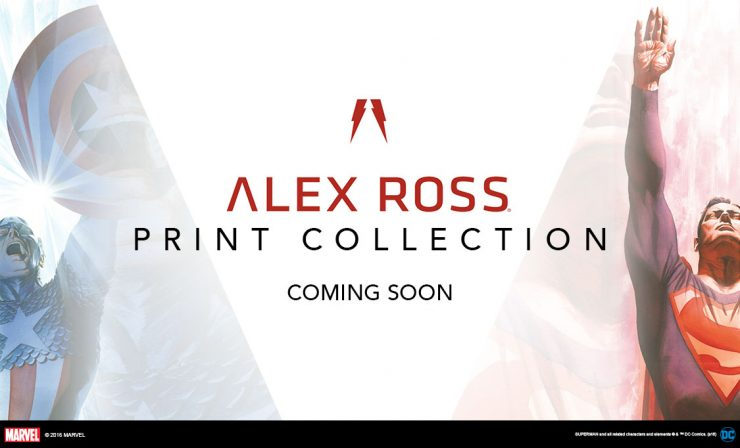 Alex Ross Print Collection