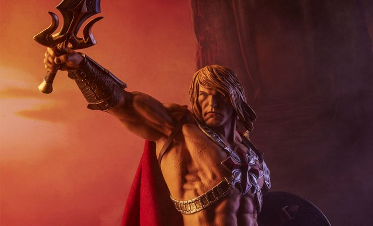 """""""By the power of Grayskull…I have the power!"""""""