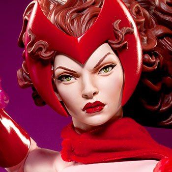 Exclusive Scarlet Witch