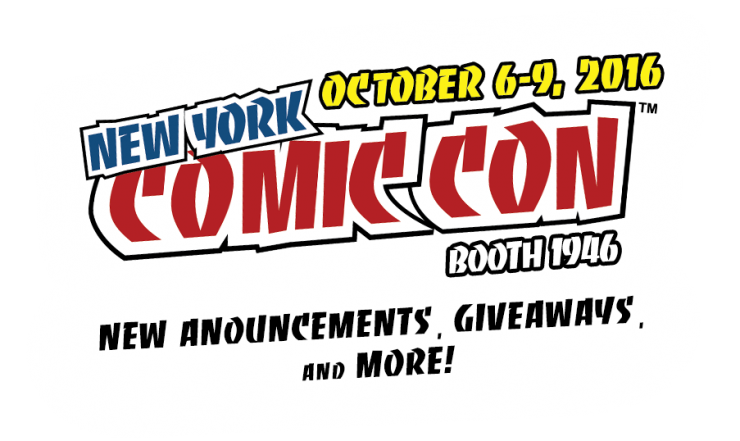 Sideshow Takes Manhattan and NYCC!