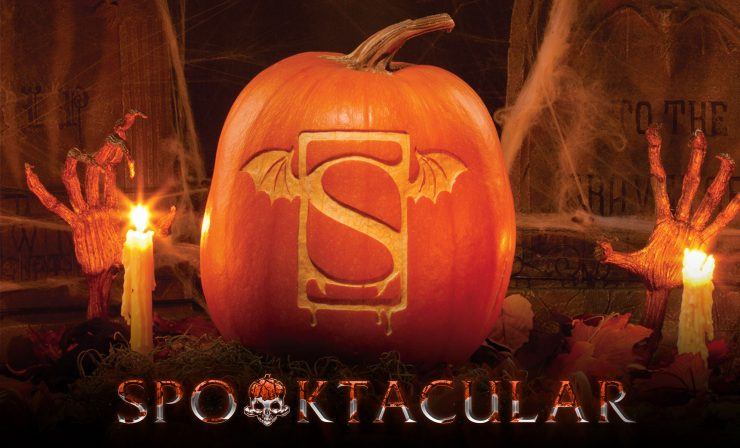 Spooktacular Starts on Monday!