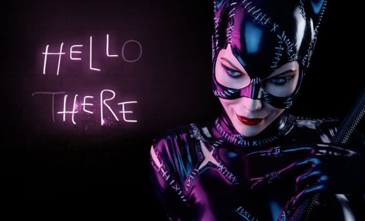 New Photos – Catwoman Premium Format Figure