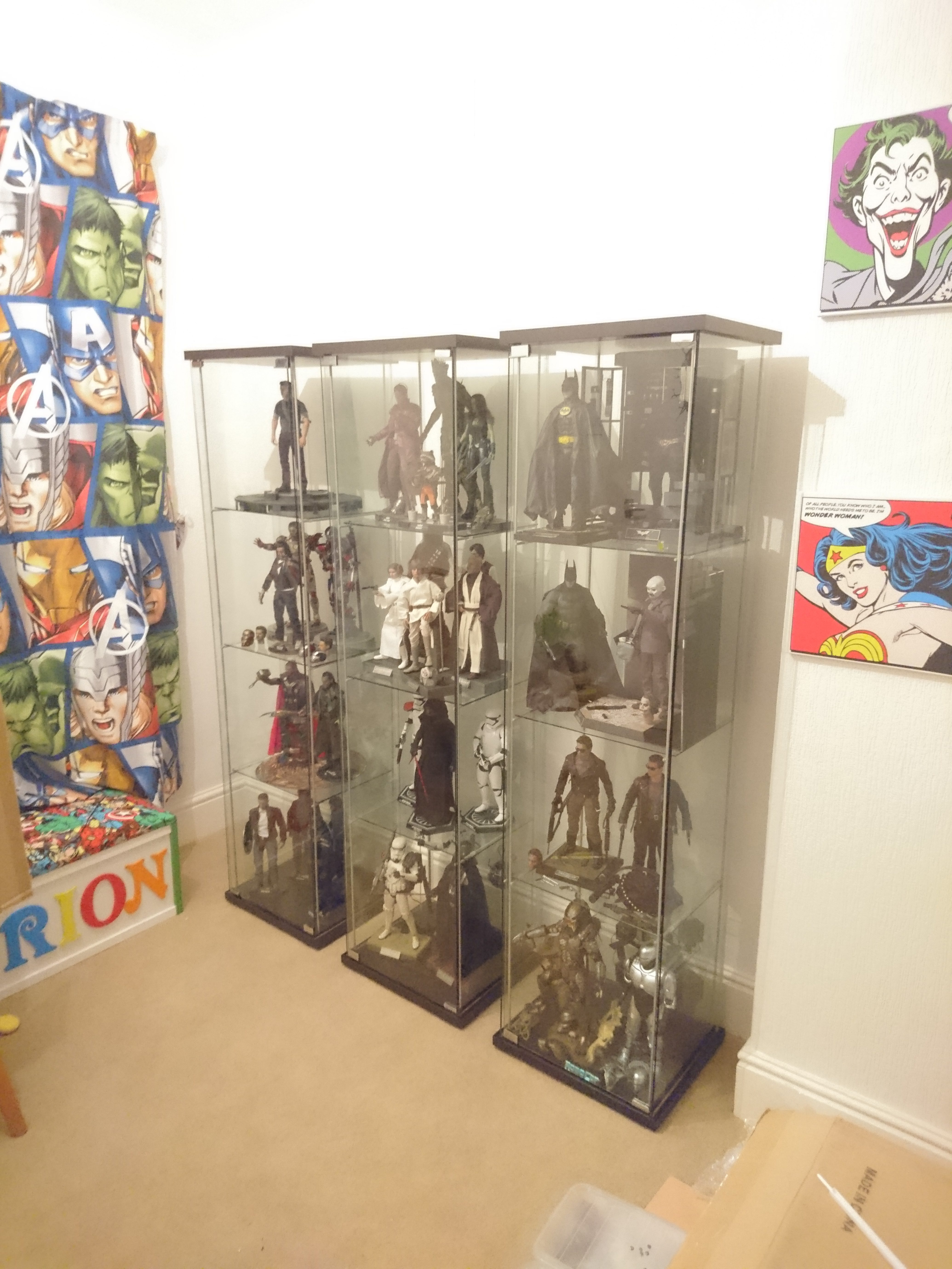 enjoyable design superman shelf. What  Sideshow Featured Collector Joseph Topham Collectibles