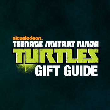 Teenage Mutant Ninja Turtles Gift Guide Collectibles