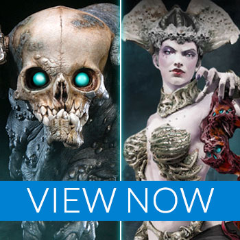 New Court of the Dead Collectibles