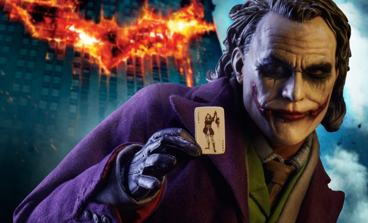 New Production Photos & Out of the Box – The Joker Premium Format Figure