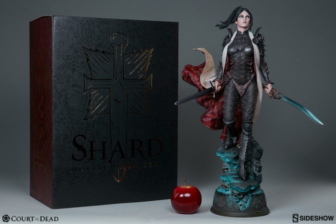 New Productions Photos Shard: Mortal Trespasser Premium Format Figure