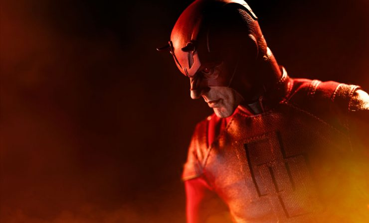 Making the Man without Fear – The Daredevil Sixth Scale Figure