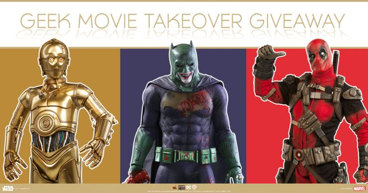 'Geek Movie Takeover' – Official Ballot and Giveaway