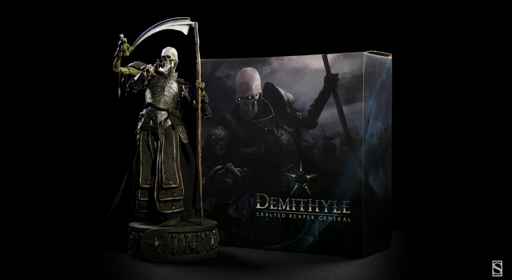 Out of the Box – Demithyle Exalted Reaper General Legendary Scale Figure