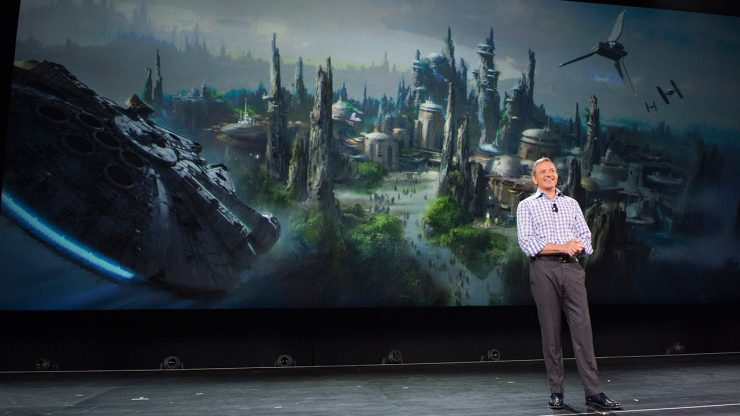 Star Wars Land is opening 2019 at Disney Parks!