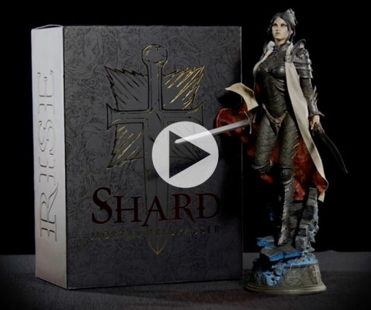 Shard: Mortal Trespasser Premium Format Figure Out of the Box