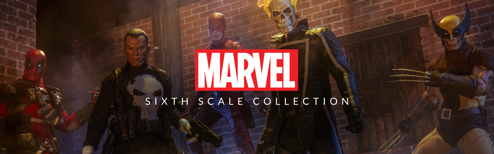 Marvel Sixth Scale Collection