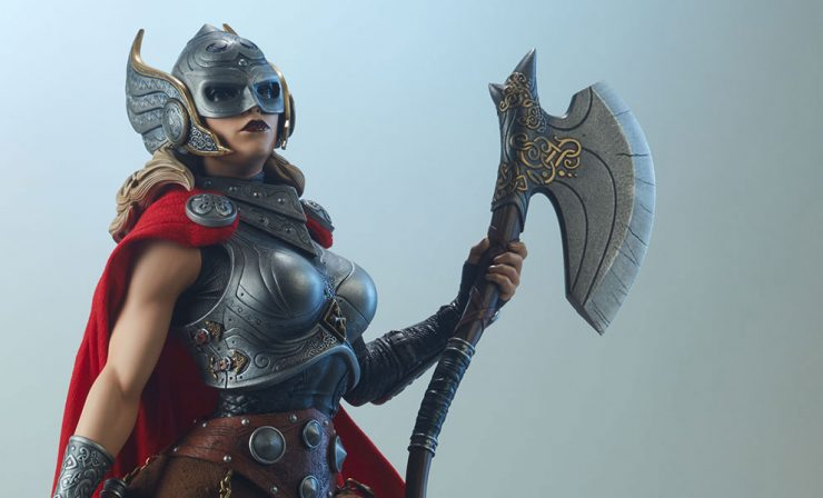 Edition Size Announced for the Thor: Jane Foster Premium Format Figure!