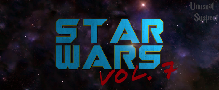 Star Wars: The Force Awakens x Guardians Of The Galaxy Vol. 2