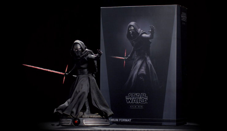 Kylo Ren Premium Format Figure Out of the Box