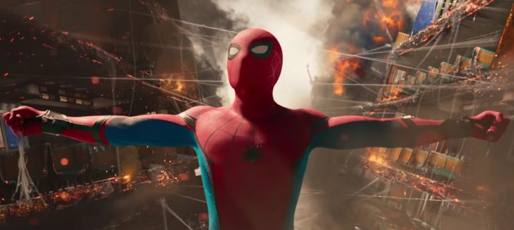 The Spider-Man: Homecoming trailer is a marvel