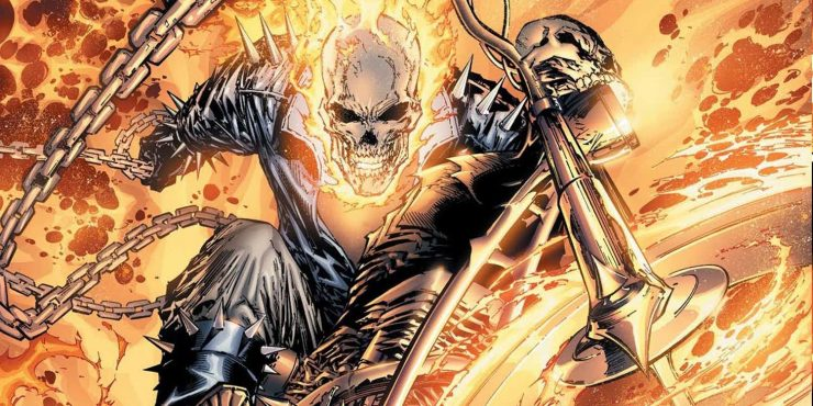 15 Superpowers You Didn't Know Ghost Rider Had