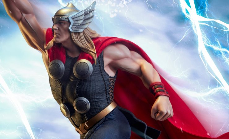 Thor: Avengers Assemble Statue